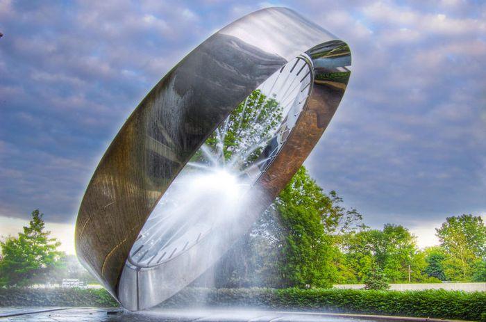 14 Le fontane più particolari e sensazionali del mondo