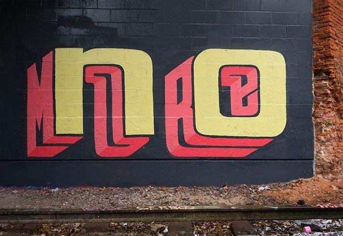 15 I graffiti che nascondono frasi