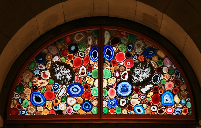 16 7 tra le più belle vetrate del mondo