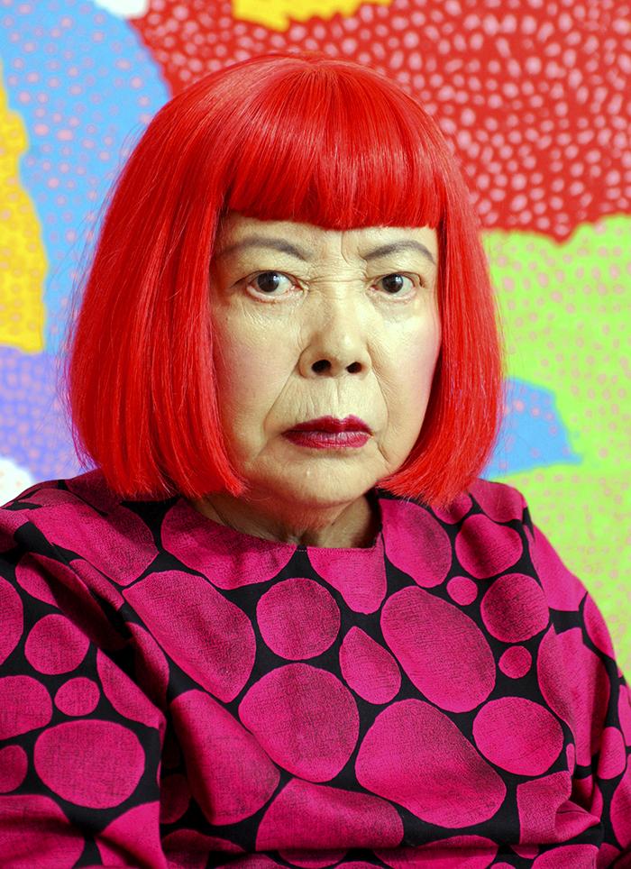 16 Artista giapponese copre lintero appartamento con motivi flore