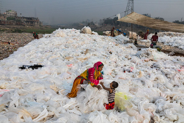 16 Inquinamento plastica National Geographic