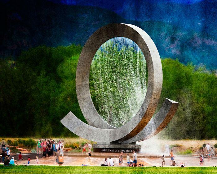 18 Le fontane più particolari e sensazionali del mondo