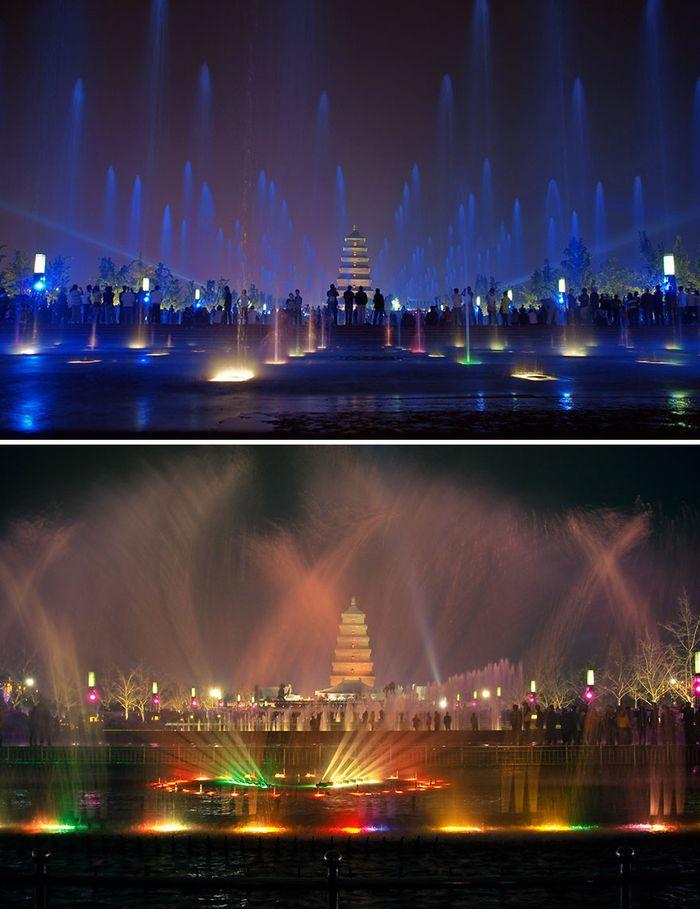 24 Le fontane più particolari e sensazionali del mondo