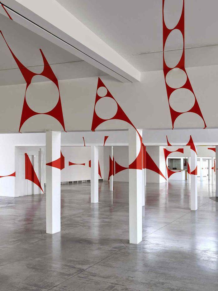 Le opere ipnotiche di un artista svizzero