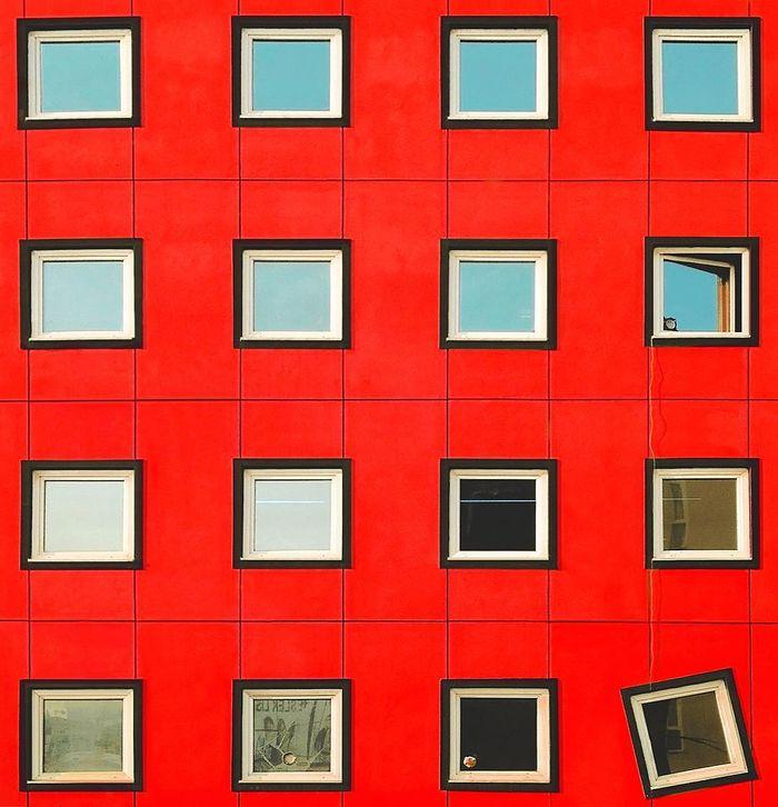09 Sono incredibilmente colorati gli edifici dei nuovi quartieri di Istanbul