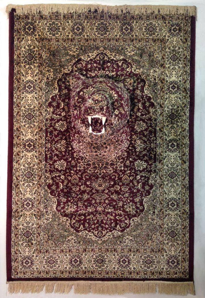 03 I tappeti tridimensionali di Debbie Lawson