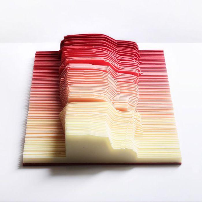 I dolci creati al computer dal pasticcere ucraino Dinara Kasko