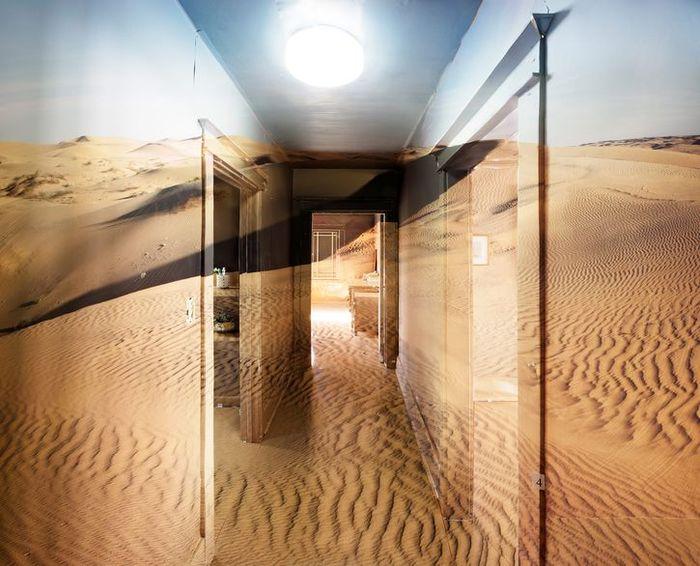 illusioni fotografiche di Chris Engman