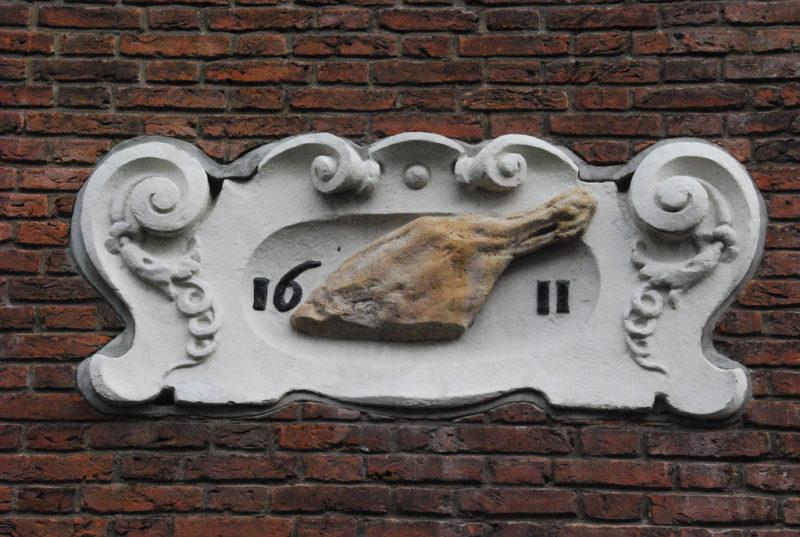 04 Le curiose Stone Gable di Amsterdam