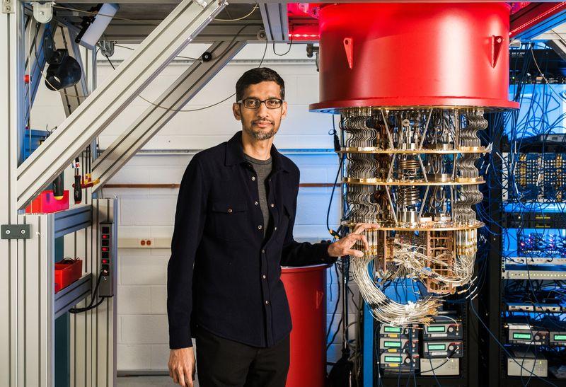Google afferma la supremazia quantistica