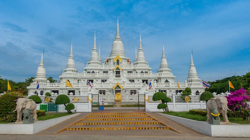 Wat Asokaram ingresso