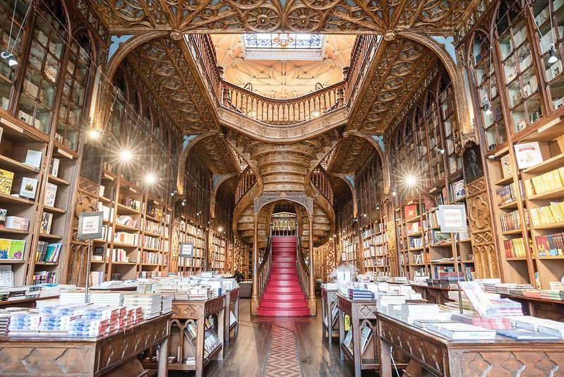 La libreria di Harry Potter