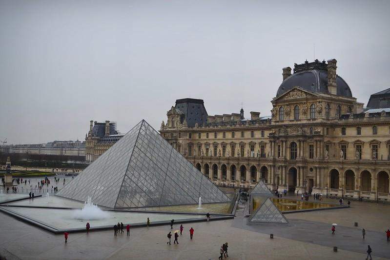 Parigi cosa vedere Museo del Louvre